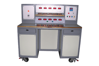 10 Station CB Testing Machine