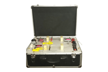 TEST SETUP FOR FLEXIBLE PERFORMANCE OF WIRES & CABLES (BRIEFCASE MODEL)