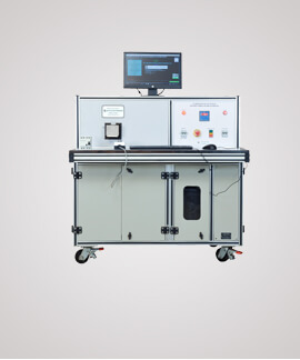 Mag Demag Test Setup for RCCB