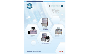 SSCR Elektroniks LED Catalogue