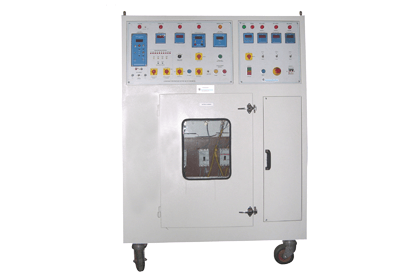 MCCB Audit Test Bench with Temperature Chamber