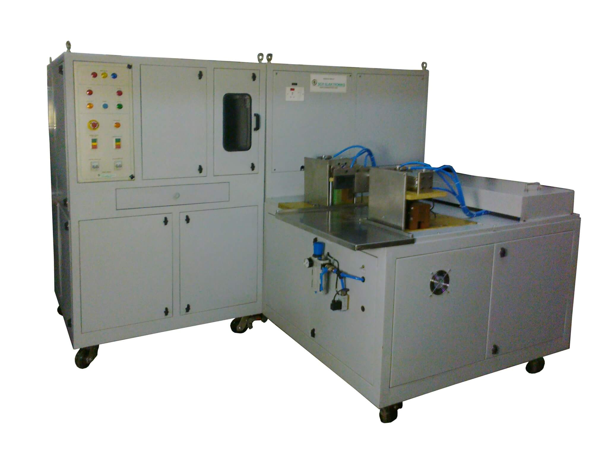 MCCB Thermal Test Bench